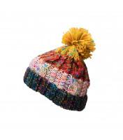Pletená trendová čiapka Melange Myrtle Beach