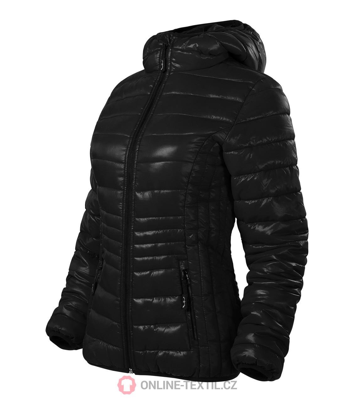 266d384c7 ADLER CZECH Prémiová dámska prešívaná bunda Everest 551 - čierna z ...