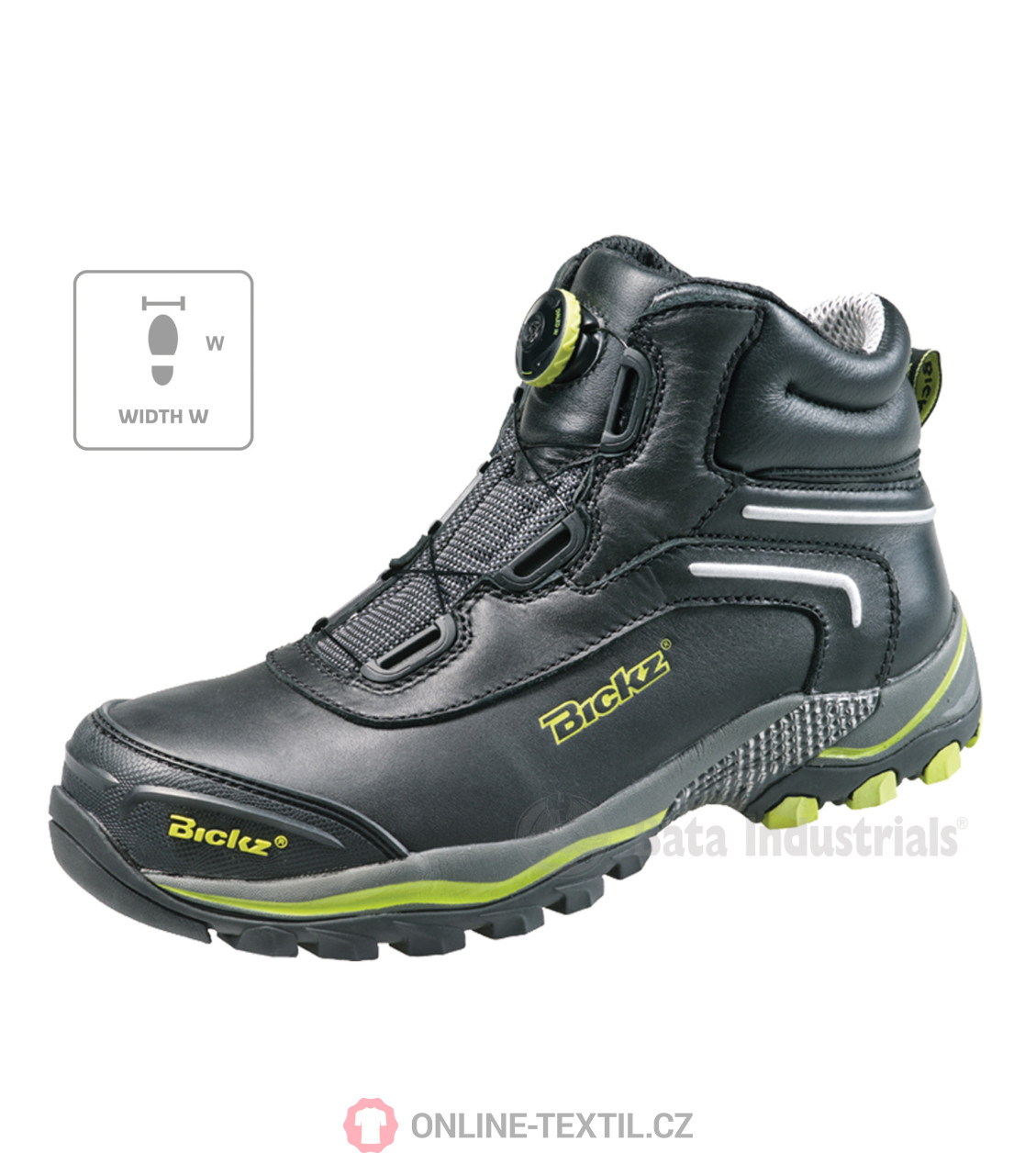 f45804744b99 Bata Industrials Bezpečnostná obuv S3 Bickz 305 W Bata Industrials ...