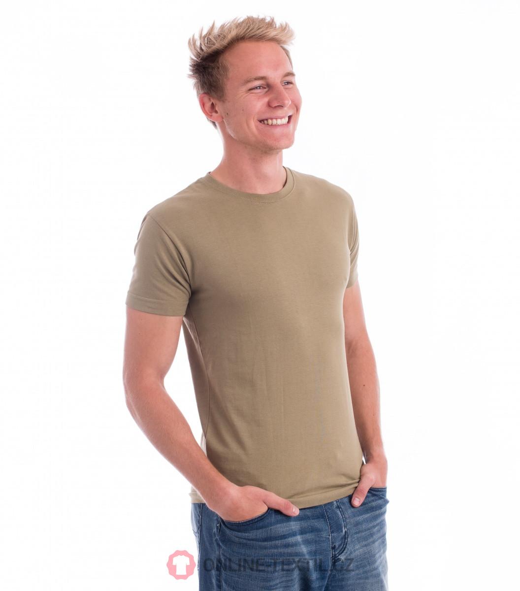 d8e83b01000a ADLER CZECH Priliehavé pánské tričko Replay Viper vyššej gramáže 143 ...