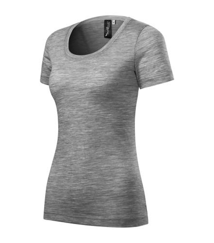 Dámske tričko Merino Rise z jemnej ovčej merino vlny