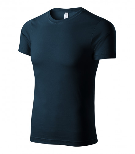 Paint tričko unisex s odtrhávacie etiketou