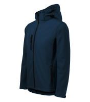 Pánska softshellová bunda Performance s odnímateľnou kapucňou