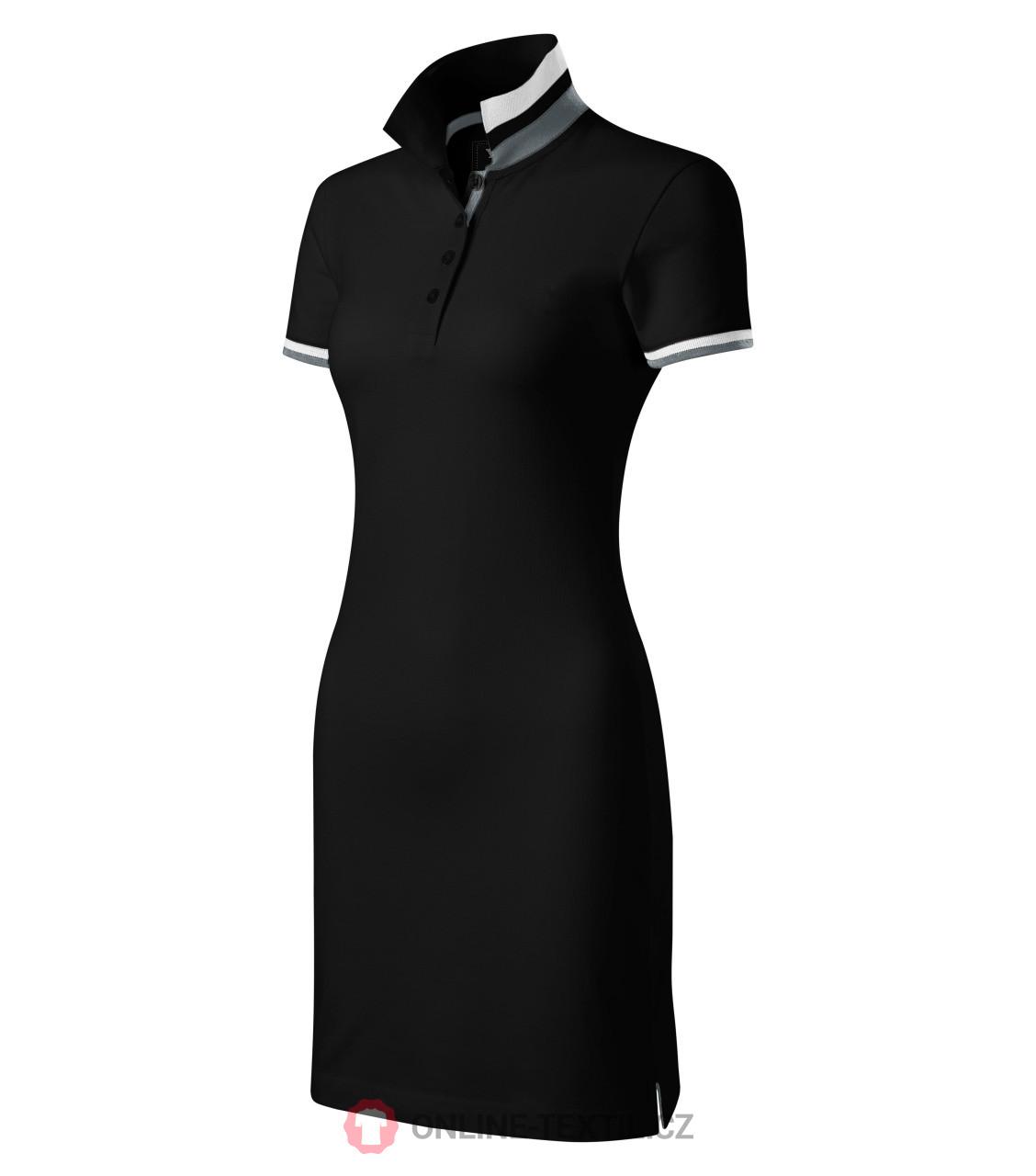 ADLER CZECH Prémiové dámske šaty Dress up vyššej gramáže 271 ... 39ff4dc0e4f