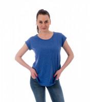 Melírované dámske tričko Fusion