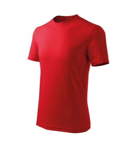 Detské tričko bez etikety Basic Free