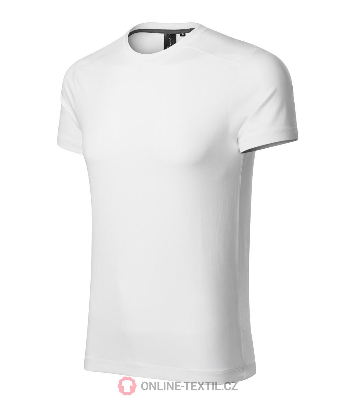 b00c744df9fc ADLER CZECH Prémiové pánske tričko Action vyššej gramáže 150 - biela ...