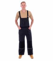 Woody pracovné nohavice s laclom pánske Rimeck