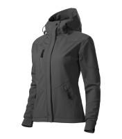 Ľahká dámska softshellová bunda Nano s kapucňou a úpravou NANOtex®