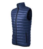 5cba418f0 ADLER CZECH Prémiová pánska prešívaná vesta Everest 553 - tmavomodrá ...