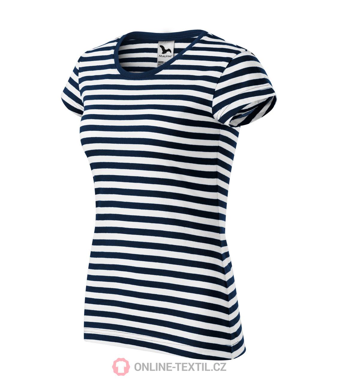 d045177a4 ADLER CZECH Sailor tričko dámske 804 - tmavomodrá z kolekcie MALFINI ...