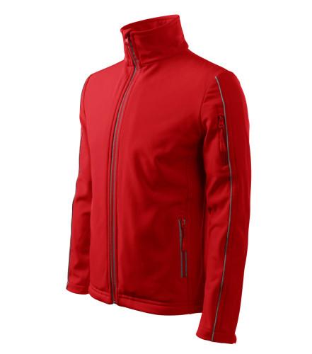 Pánska softshellová bunda Softshell Jacket s reflexnými prúžkami