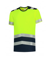 T-hirt High Vis Bicolor tričko unisex