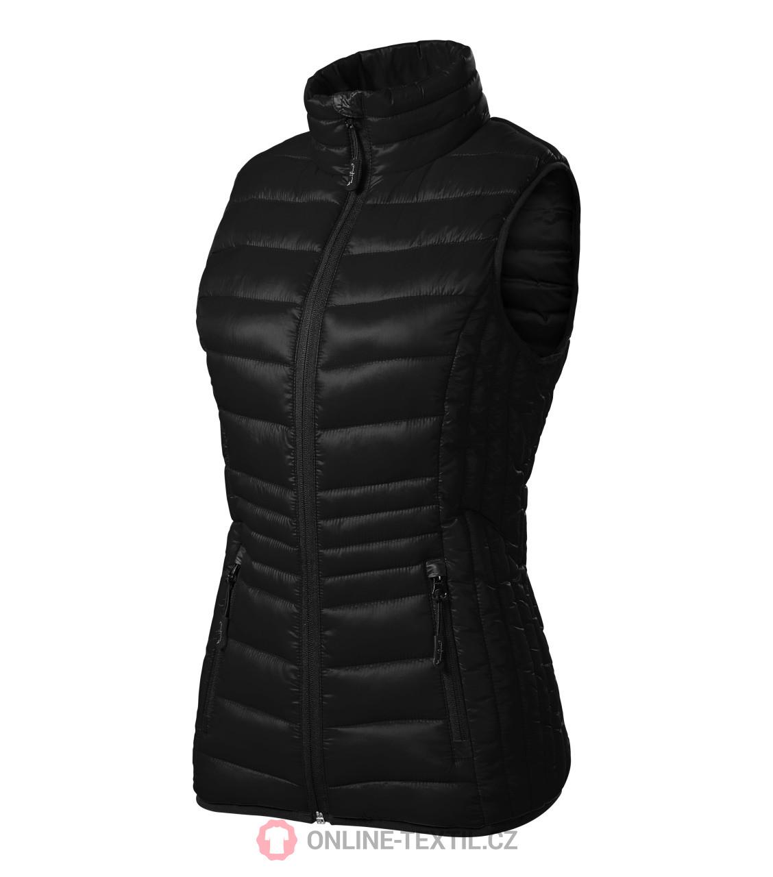 4721312be ADLER CZECH Prémiová dámska prešívaná vesta Everest 554 - čierna z ...