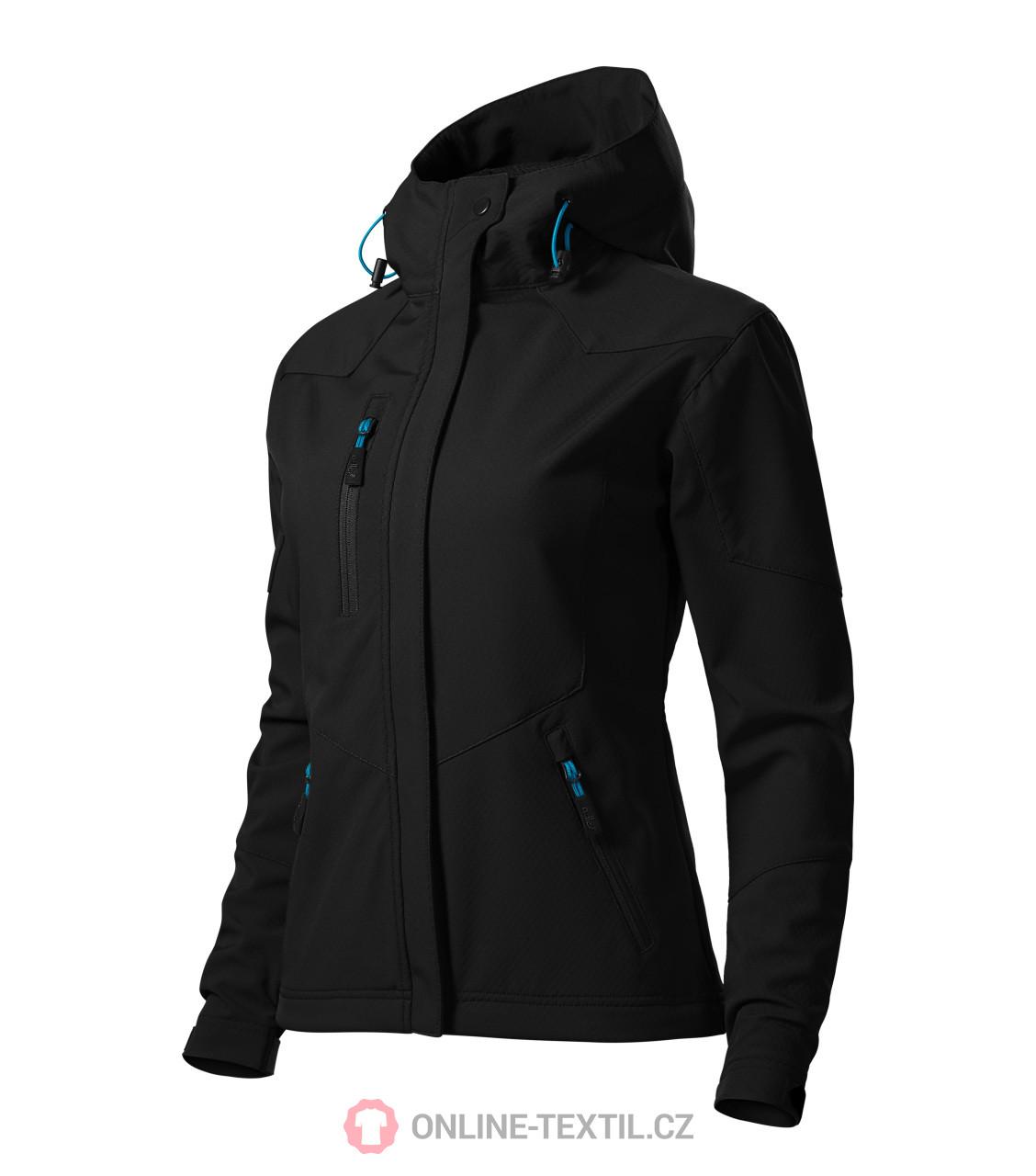 eac2c4a6a Ľahká dámska softshellová bunda Nano s kapucňou a úpravou NANOtex® ...