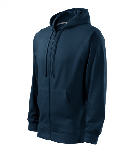 Pánska mikina Trendy Zipper s kapucňou
