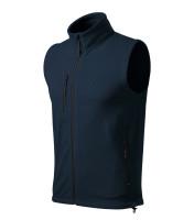8df312cbc7c2 ADLER CZECH Pánska fleece bunda mikina Frosty 527 - tmavomodrá z ...
