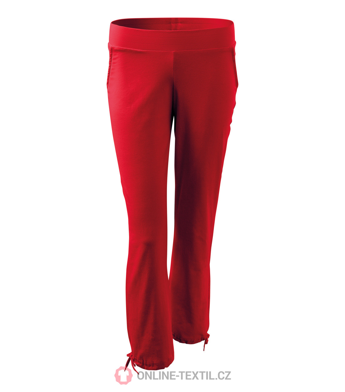 abe497e4c0a8 ADLER CZECH Tepláky dámske Pants Leisure 200 6X3 - červená z ...