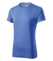 Melírované pánske tričko Fusion