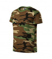 Army tričko detské Camouflage