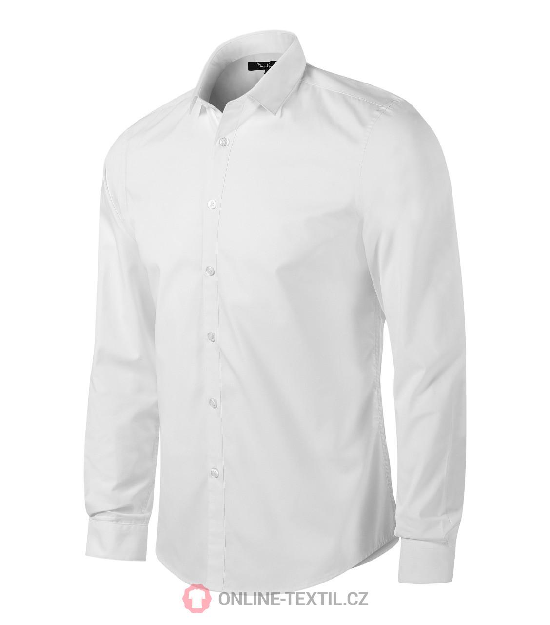 573549dd3ba1 ADLER CZECH Pánska košeľa Malfini Premium Dynamic 262 - biela z ...