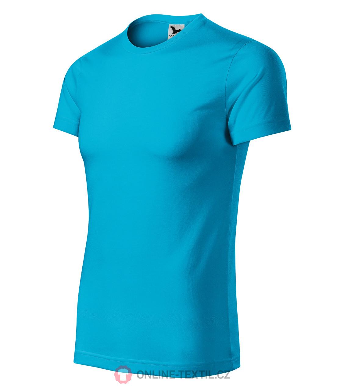 40213f497 ADLER CZECH Športové tričko Star unisex 165 - tyrkysová z kolekcie ...